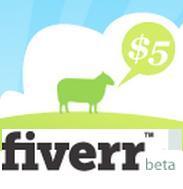 Fiverr-5-dollars-logo