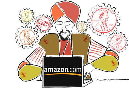 Amazon-Mechanical-Turk logo