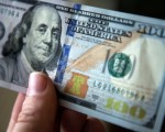 100 USA dollar bill