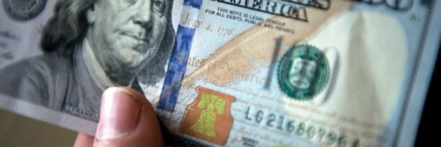 Security Printing Features Found in the United States Currency