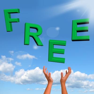 Free Word Falling