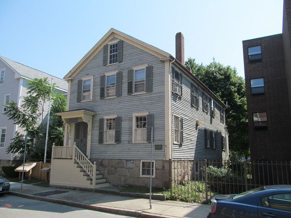Sgt._William_H._Carney_House,_New_Bedford_MA