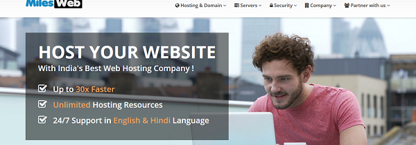 MilesWeb Hosting Review – Best Magento Hosting Provider in India