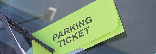 What to Do When You Get a Parking Ticket