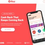 Shopping With The Fluz App